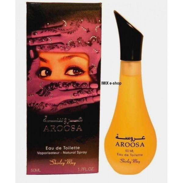 Arabská parfémová voda Aroosa 50ml