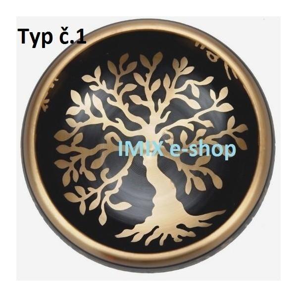 Tibetská mísa 14-16 cm (900-1100 g) - výběr motivů