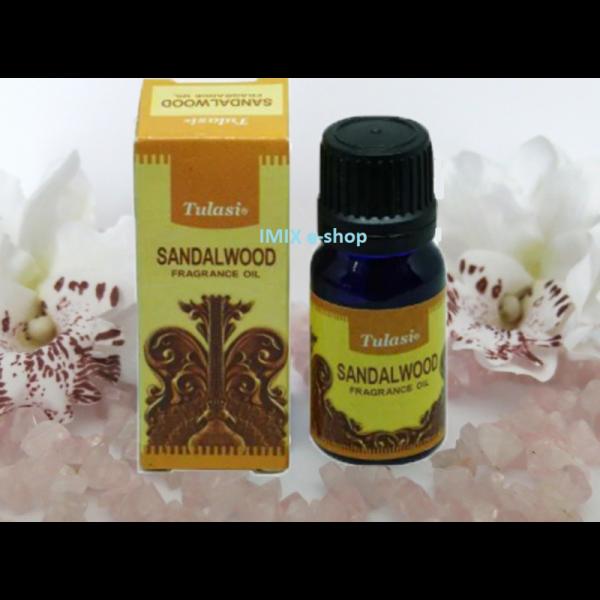 Aroma Olej Santalové dřevo Tulasi