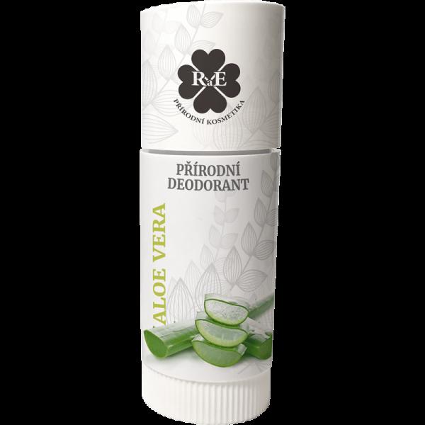 Přírodní roll-on deodorant BIO s vůní Aloe vera 25 ml