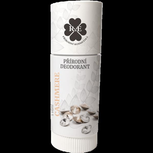 Přírodní roll-on deodorant BIO s vůní Cashmere 25 ml