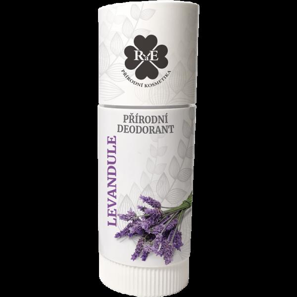 Přírodní roll-on deodorant BIO s vůní Levandule 25 ml