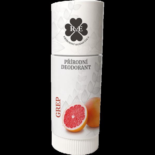Přírodní roll-on deodorant BIO s vůní Grepu 25 ml