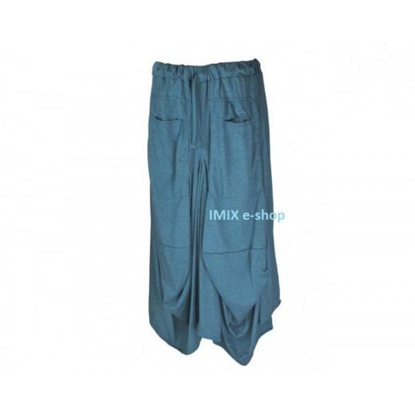 Etno dlouhá sukně s kapsami free style