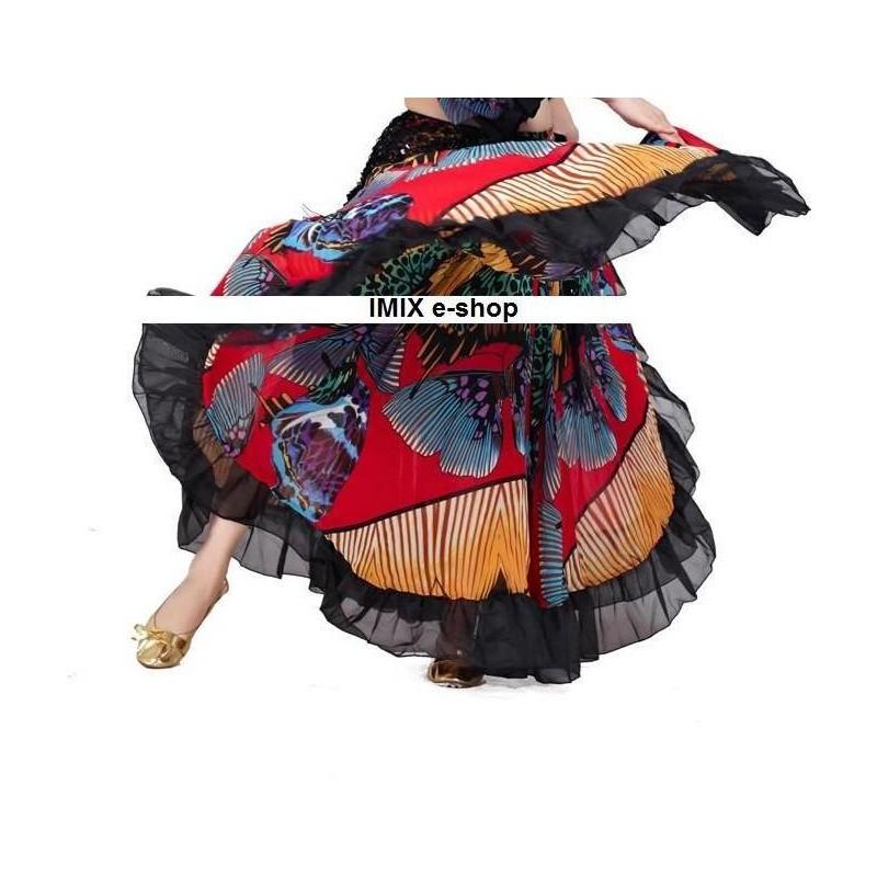 Širokánská sukně ARELLA MOTIV - 23 metrů