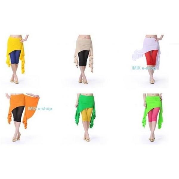Jednobarevné krátké sukýnky