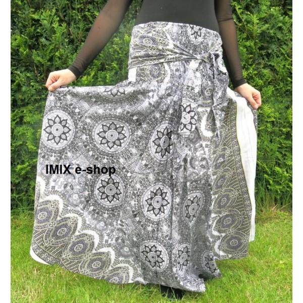 Thai Etno Mandala sukně / šaty