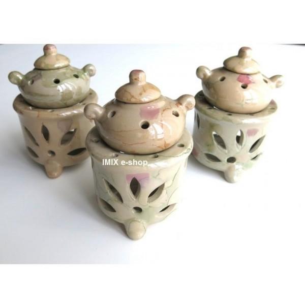 Aroma lampa čajová konvička