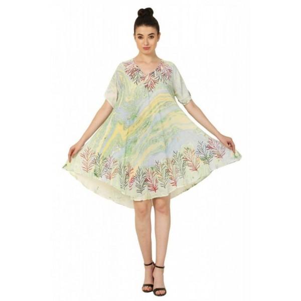 Dámské letní volné šaty Nashita