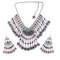 Bižutérní náušnice a náhrdelníky