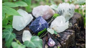 Jak na nás působí kameny a minerály